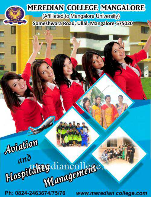 Aviation and Hospitality Management (With BBA / BCom / BCA/B Sc)